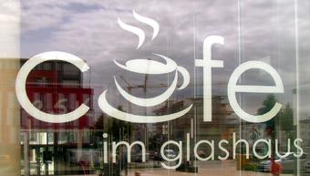 Das Café im Glashaus Rieselfeld mit Mittagstisch muss schließen